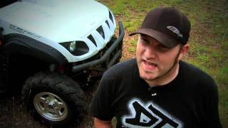 5. Dirt Trax Test Rides 2011 Yamaha Rhino 700 FI Sport Deluxe