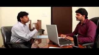 BACK DOOR ( Telugu Best Comedy Short Film In 2013 With Funny Software Interviews)