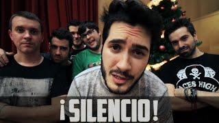 ¡SILENCIO!
