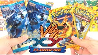 Today we are opening one of my favorite sets of all time, flashfire! I'm so excited to open these pack, which are not only rare and hard to find but also somewhat expensive.  Hope you enjoyed today's vs series video! Thanks so much for watching Check out my second channel for daily vlogs: https://tinyurl.com/pika-vlogsSubscribe today and join the Pikachu Army of proud Pokemon Fans! Let's share our love for Pokemon TOGETHER! :) If you want to buy/trade for cards I have pulled in my videos please check here: http://thecavendish.tictail.com/ Want to send fan mail? All fan mail will be featured in a livestream! P.O. Box 17594Sugar Land TX 77496I'm happy to sign cards as well as long as you include an unused stamp so I can send it back! Special thanks to: https://overthetoptcg.com/For FREE Pokemon Codes and Updates Check Out My Social Media Accounts! Follow Me on Instagram: https://instagram.com/laughingpikachu/Personal Instagram: https://instagram.com/fawcett.hannah/Follow Me on Twitter: https://twitter.com/LaughingPikaAdd Me on Snapchat: fawcetthannahIntro Created By: http://bit.ly/sleepyfx Donations are never required, but always appreciated: http://paypal.me/laughingpikachuBecome a Moderator: http://tinyurl.com/y9qk6yejNews Updates Playlist: http://tinyurl.com/pokemonnewsupdatesPokemon Challenge Videos: http://tinyurl.com/pikapackopeningsCrazy Fan Mail Opening Series: http://tinyurl.com/pokemonfanmail