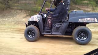 8. Polaris Ranger 800 Mid Size Review