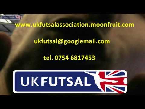 Video of Official UK Futsal App