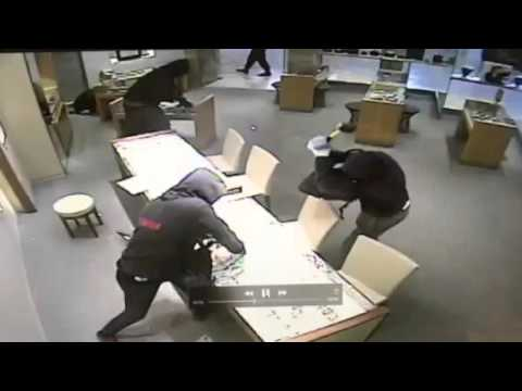 Full video raw mv mall armed robbery cctv footage for Jewelry store mission viejo
