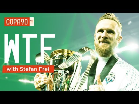 "Video: Seattle Sounders' Stefan Frei Relives ""The Save"" & Talks Defending MLS Cup"