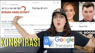 Video teori KONSPIRASI Google Translate TERSERAM! | #NERROR (Re-upload) MP3, 3GP, MP4, WEBM, AVI, FLV Agustus 2019