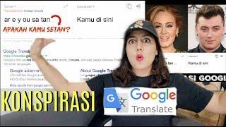 Video teori KONSPIRASI Google Translate TERSERAM! | #NERROR (Re-upload) MP3, 3GP, MP4, WEBM, AVI, FLV Mei 2019