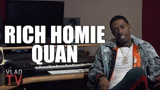 "Rich Homie Quan: You Can't Play Kendrick In The Club, It's ""Workout Music"" (Part 4)"