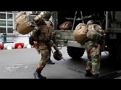 Κατηγορούμενοι για τρομοκρατία τρεις Βέλγοι πολίτες