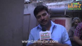 Prabhu Solomon at AVM Rajeswari Theatre