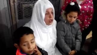 صرخة مؤثرة لزوجة المواطن الذي أغتيل من طرف جزار بالمحمدية 2