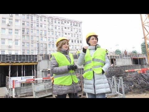 Ρουμανία: ΜΚΟ και όχι το κράτος χτίζουν νοσοκομεία
