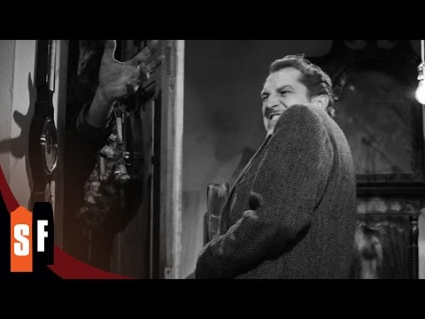The Last Man On Earth - Vincent Price (1/1) The Living Dead Attack (1964) HD