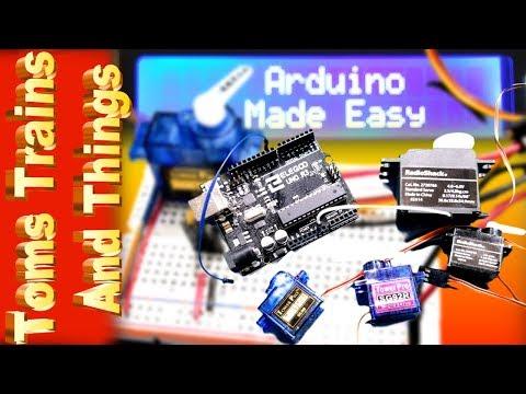 Arduino Made Easy(er) - The Basics Of Servos