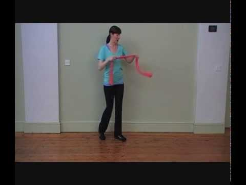3 must-do resistance band exercises for new mums