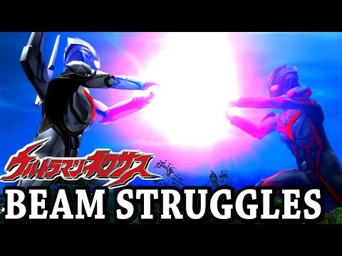 Ultraman Nexus - Beam Struggles - Ultraman Noa Vs All ( 1080p Hd )