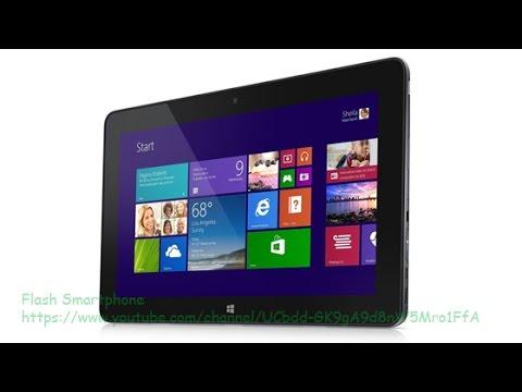 Dell Venue 11 Pro Review 4th Gen i5-4300Y 1.6GHz