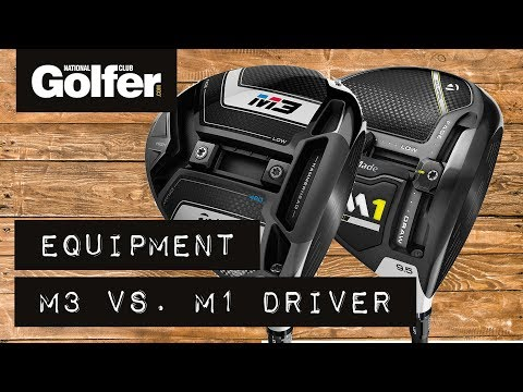 TaylorMade M3 vs TaylorMade M1 Review - Mid Handicap Test