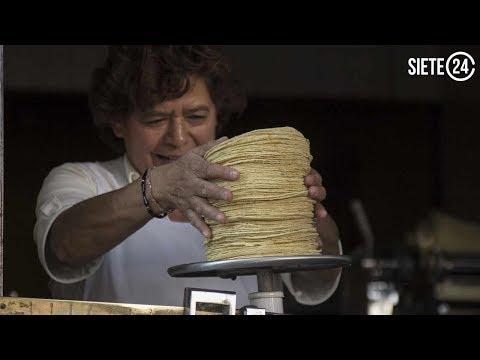 El maíz del 90% las tortillas mexicanas tiene un potencial cancerígeno