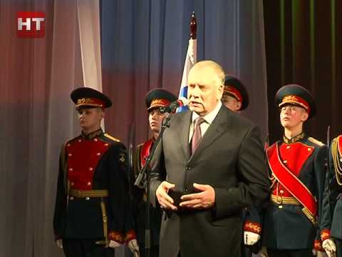 Героев-освободителей вспоминали на торжественном мероприятии, приуроченном к 71-й годовщине освобождения города