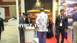 Casino Strike-Travel and Tourism Fair 2017 at Hitex,Hyderabad  Hybiz► Watch More Business Videos at Indias Leading online business channel http://www.hybiz.tv► Like us on Facebook:  http://www.facebook.com/hybiz► Watch More Videos on http://www.youtube.com/hybiztv► Subscribe to HYBIZTV Channel:  goo.gl/EEXqfu