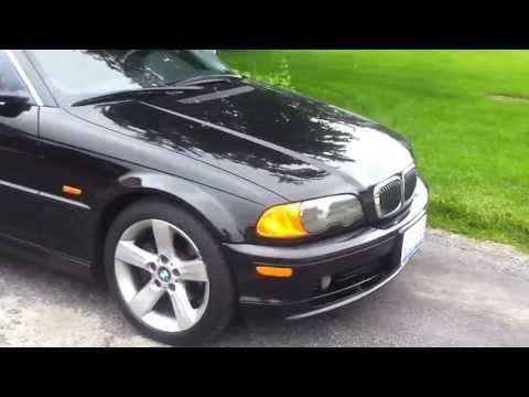 Montrell's 2000 BMW E46 323Ci Introduction