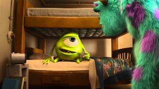 First Morning -  Clip - Monsters University