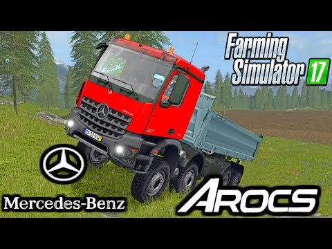 Mercedes Arocs 3245 v1.0.0.0