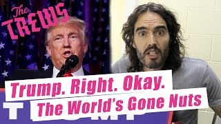 In today's Trews I respond to the US election result. Obviously. Subscribe Here Now: http://tinyurl.com/opragcg Produced & edited by Gareth Roy Trews Theme b...