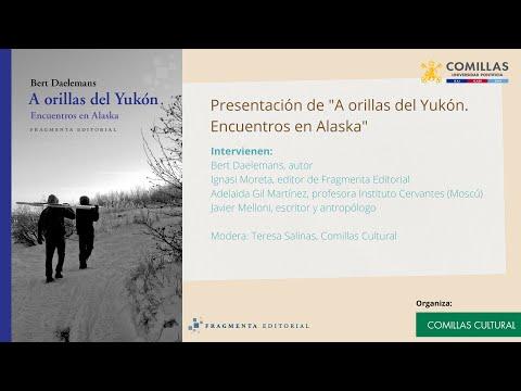 Presentació del llibre 'A orillas del Yukón', de Bert Daelemans