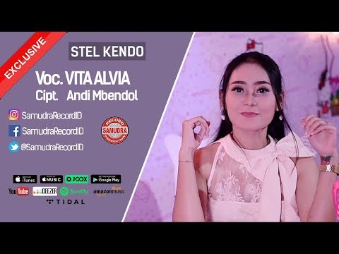 Video Vita Alvia - Stel Kendo (Official Music Video) download in MP3, 3GP, MP4, WEBM, AVI, FLV January 2017