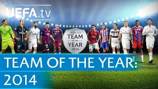 2014 Team of the Year revealed