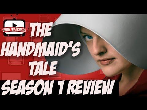 THE HANDMAID'S TALE Season 1 Review (Spoiler Free)