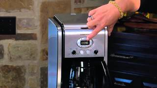 Extreme Brew™ 12 Cup Programmable Coffeemaker Demo Video Icon