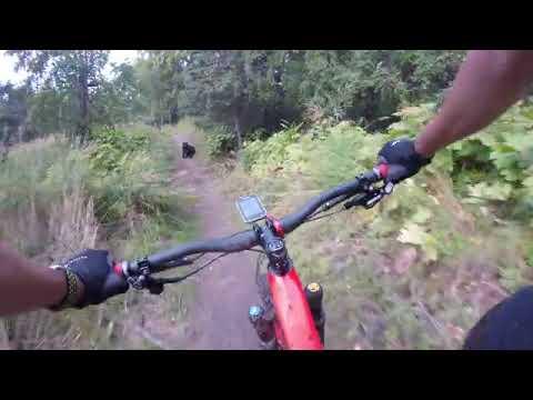 Maastopyöräilijä saa olla hereillä Alaskassa