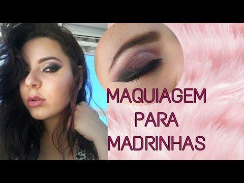 MAQUIAGEM INVERNO PARA MARINHAS  - PALETA JASMINE/ MATE DE AMOR