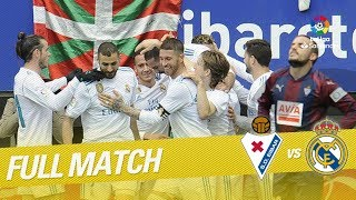 Download Video Full Match SD Eibar vs Real Madrid LaLiga 2017/2018 MP3 3GP MP4