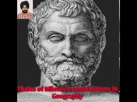 Thales of Miletus#vidiyamandir