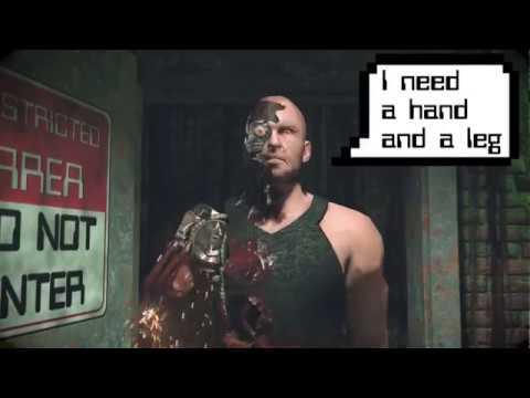 Cyborg Mechanic first Trailer de Cyborg Mechanic