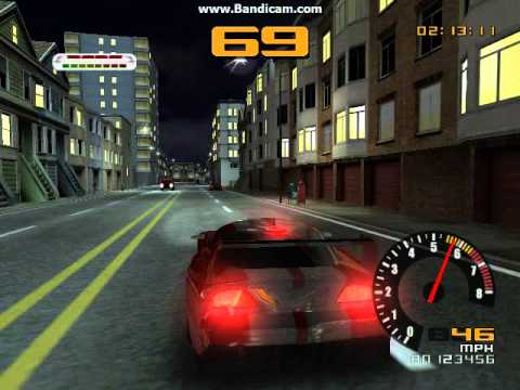 Test Drive 2002 (PC) - Navigation Challenge In San Francisco 1