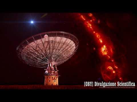 astronavi aliene spinte dai fast radio burst