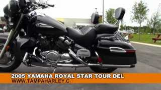 9. Used  Yamaha Motorcycles for sale - 2005  Royal Star tour Deluxe with Bub Exhaust