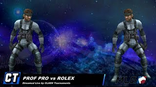 Not sure if this has been posted, but this is like the greatest Snake match up ever!