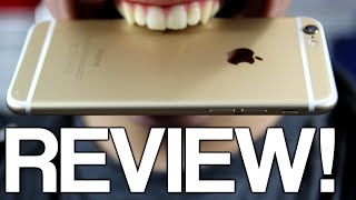 Apple IPhone 6 Review - After 3 Months!