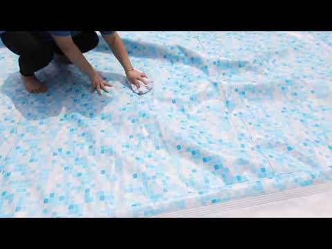 Come pulire e conservare una piscina fuori terra Bestway