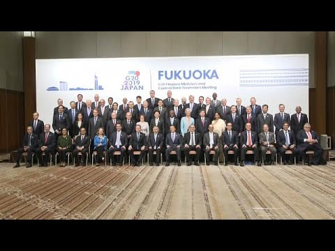 G20: Ανησυχία για τις επιπτώσεις των εμπορικών πολέμων