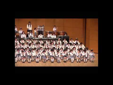 東京いずみ幼稚園 平成24年度 第22回 MS定期演奏会 合奏4歳児