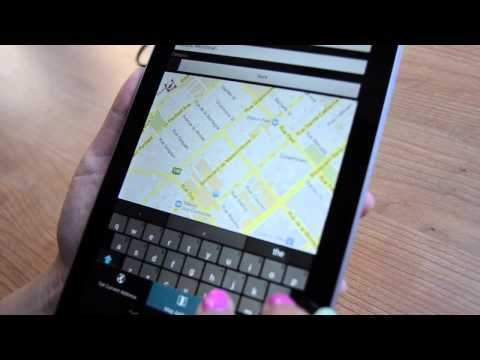 Video of GPS Notes & Proximity Alert