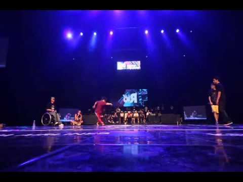 Bboy Pocket in R16 Korea 2011 Recap