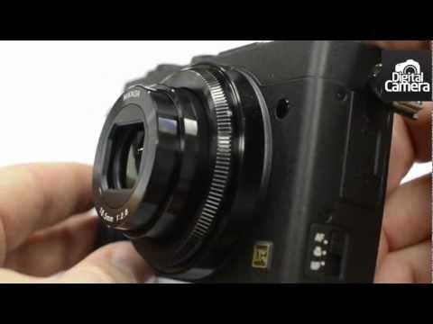 Nikon Announces Coolpix A