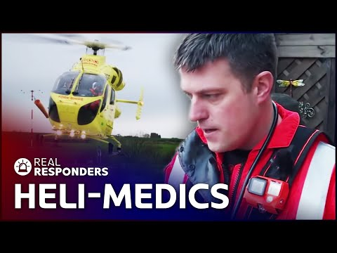 Repeat Prank Caller Causes Distress To Real Patients | Helicopter ER S1 E4 | Real Responders